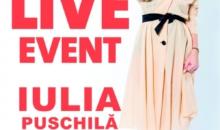 Concert Iuliana Puschila la Hard Rock Cafe