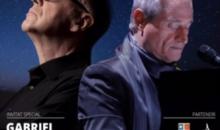 AMEDEO MINGHI și GABRIEL COTABIȚĂ pregătesc un concert de zile mari,  pe 4 aprilie 2017, la Sala Palatului – ANULAT