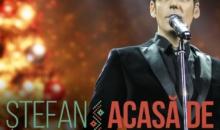"""STEFAN BANICA a lansat cel mai frumos cantec de sarbatori """"ACASA DE CRACIUN"""""""