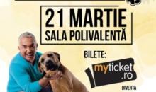 Biletele VIP Meet & Greet și VIP, la spectacolul faimosului antrenor canin CESAR MILLAN, s-au epuizat