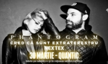 Phantogram / CCSE / Next Ex – 30.03.2017 – Quantic Club, București