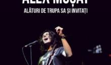 Concert Alex Mușat & Band la Hard Rock Cafe