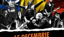 Pumpkins United, turneul de reuniune al trupei Helloween, ajunge în Bucureşti în decembrie