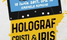 Cei de la Holograf, Compact si Iris se reunesc pe aceeasi scena, la Arenele Romane