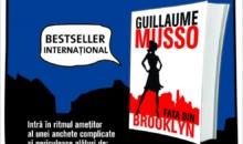 """Lansarea cărții """"Fata din Brooklyn"""", de Guillaume Musso"""