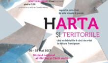"""Proiectul """"hARTA si TERITORIILE"""" si două expozitii consecutive"""