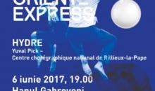 Când dansul și patrimoniul se îmbină în cadrul turneului FranceDanse Orient-Express în România