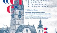 Universitatea regională BELC 2017, în premieră în România