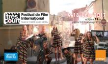 """Festivalul Internațional de Film de foarte scurt metraj """"Très Court"""" – o panoramă a creației audiovizuale mondiale"""