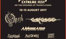 ANNIHILATOR, POWER TRIP si alte confirmari pentru Rockstadt Extreme Fest 2017