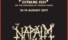 NAPALM DEATH si Leprous confirmati la Rockstadt Extreme Fest 2017