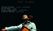 Green Hours gazduieste concertul exceptional al viloncelistului Adrian Naidin