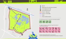 Biciclești în Văcărești: primul traseu de cicloturism inaugurat în Parcul Natural Văcărești