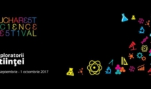 Bucharest Science Festival – 27 septembrie – 1 octombrie 2017