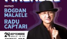 """Duelul comic intre Horatiu si Bogdan Malaele, in """"Editie Speciala"""",  pe 24 septembrie, la Cinema PRO"""