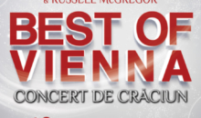 Johann Strauss Ensemble & Russell McGregor aduc stralucirea Craciunului vienez in Romania