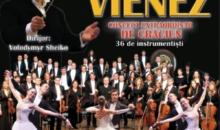 """""""Regal vienez"""" cu Orchestra Simfonica Radio din Ucraina pe 11 decembrie la Teatrul National din Bucuresti"""