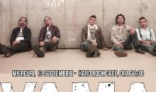 Vama concerteaza la Hard Rock Cafe