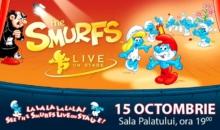Smurfs – live on stage – reguli de acces