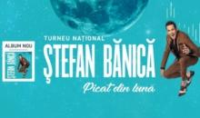 "Stefan Banica te invita la o sesiune meet&greet dedicata noului album – ""Picat din Luna"""