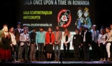 """Filmul """"Cât ne costă corupția"""" obtine premiul întâi cu ocazia Galei Anticorupție"""