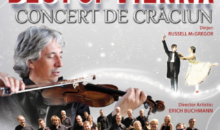 "Concertele orchestrei JOHANN STRAUSS ENSEMBLE din cadrul turneului național ""BEST OF VIENNA"" sunt sold-out"
