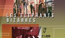 Les Elephants Bizarres si Baby Elvis canta la BT Live in Club Control