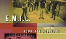 E.M.I.L. si invitatii lor, Tourette Roulette, canta la BT Live