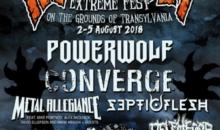 Noi nume confirmate pentru Rockstadt Extreme Fest 2018