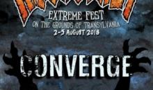 CONVERGE confirmati pentru Rockstadt Extreme Fest 2018