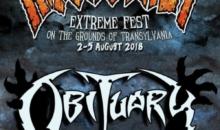 OBITUARY revine la Rockstadt Extreme Fest