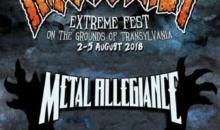 Metal Allegiance vor aparea pe scena Rockstadt Extreme Fest 2018