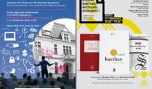 """Institutul Francez București prezinta evenimentele """"Teza mea de doctorat în 180 de secunde"""" și """"Roland Barthes, mitologii românești"""""""