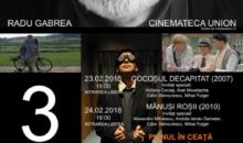 Radu Gabrea, omagiat la Cinema Union prin trilogia sa după Eginald Schlattner