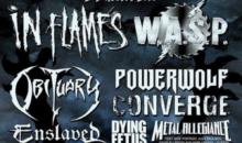 W.A.S.P. confirmati la Rockstadt Extreme Fest 2018