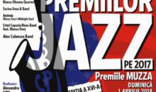 Gala Premiilor de Jazz – Premiile MUZZA la Hard Rock Cafe