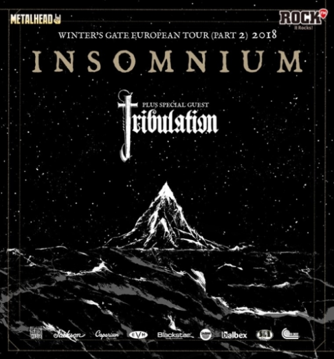 Insomnium va concerta in club Quantic