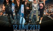 Două categorii de bilete la concertul Scorpions din 12 iunie de la București sunt epuizate