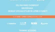 Stage Tech: Lights & Sound la Opera Comică pentru Copii București