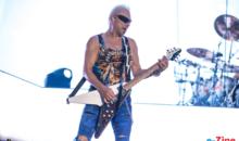 Scorpions, Romexpo