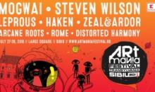 ARTmania Festival 2018 – cronica de festival