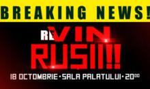 Legendarul ansamblu rus, The Red Guard Choir revine pe scenele din România