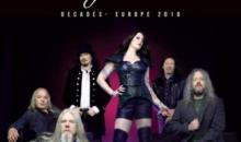 Nightwish revin dupa 3 ani in Romania, vineri, pe 17 august la ROMEXPO