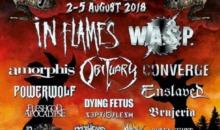 Programul pe zile si lineup complet Rockstadt Extreme Fest 2018