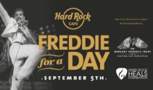 Concert My Queen cu Dan Helciug la Hard Rock Cafe, Bucuresti
