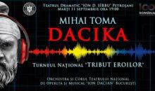 Dacika – Turneul Național – Tribut eroilor la Petroșani