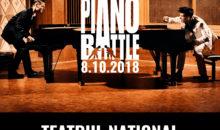 Cel mai nonconformist spectacol-concert de muzică clasică, PIANO BATTLE – Andreas vs Paul vine în România
