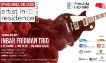 """Artist in residence: Inbar Fridman Trio – """"Winter Breaks"""""""