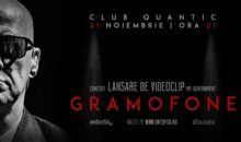 "Gramofone – lansare de videoclip ""Mr. Government"""