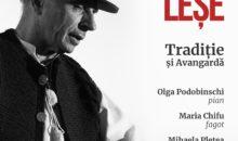 Maestrul Grigore Leșe într-un concert inedit la Grand Cinema & More